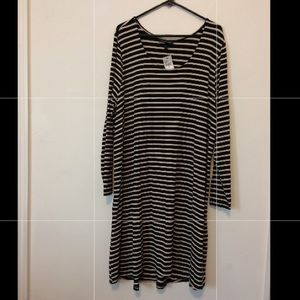 NWT Lane Bryant swing dress